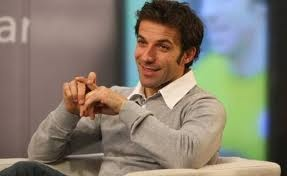 Alessandro Del Piero - because he is handsome I will forgive him for playing for Juventus