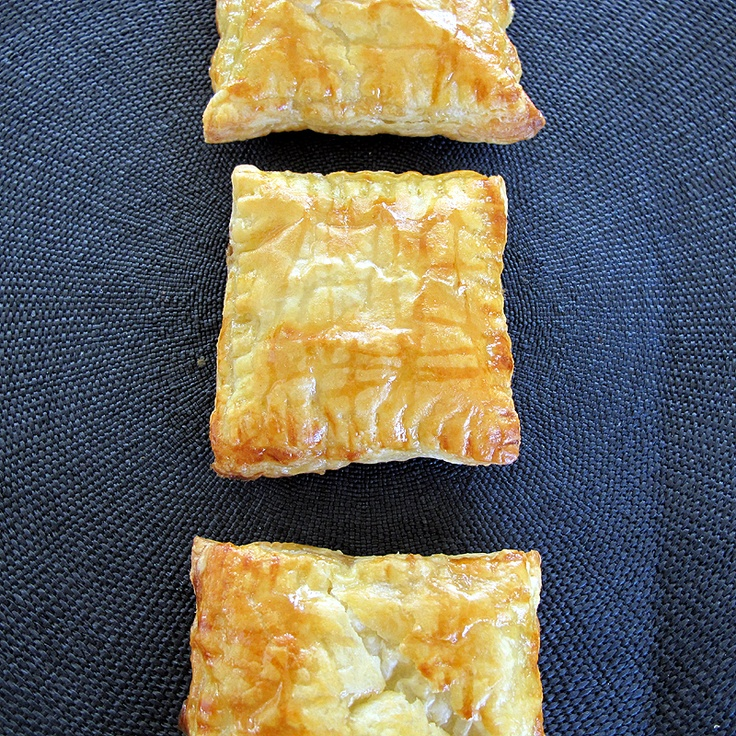 Pastelitos: Cuban Pastries with Guava and Cheese