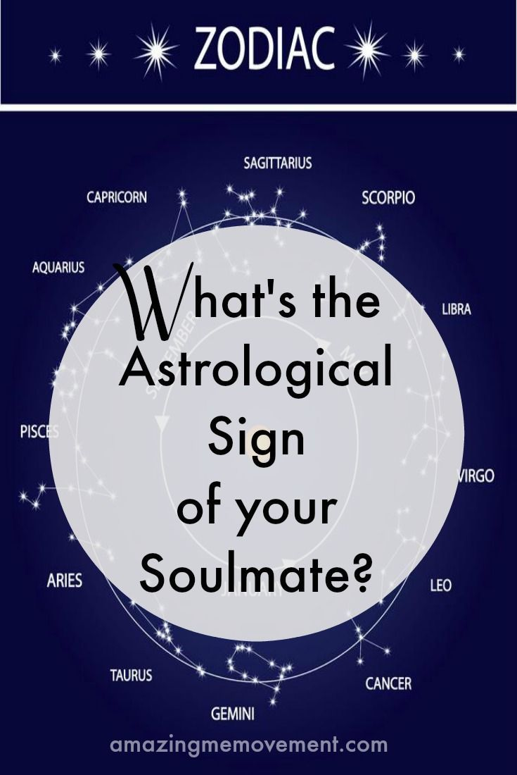 What Is The Astrological Sign Of Your Soulmate Take This Quiz Now