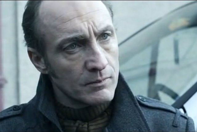 The Fall | Michael McElhatton - Irish actor Michael McElhatton as DI Rob Breedlove in BBC's The Fall. You may remember as Roose Bolton in Game of Thrones.