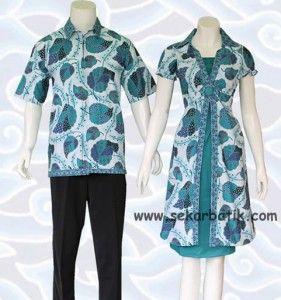 model baju batik modern terbaru di nurbatik