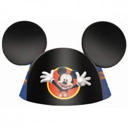 Mickey Mouse Ears Hat Pkt8 $5.95 A259045