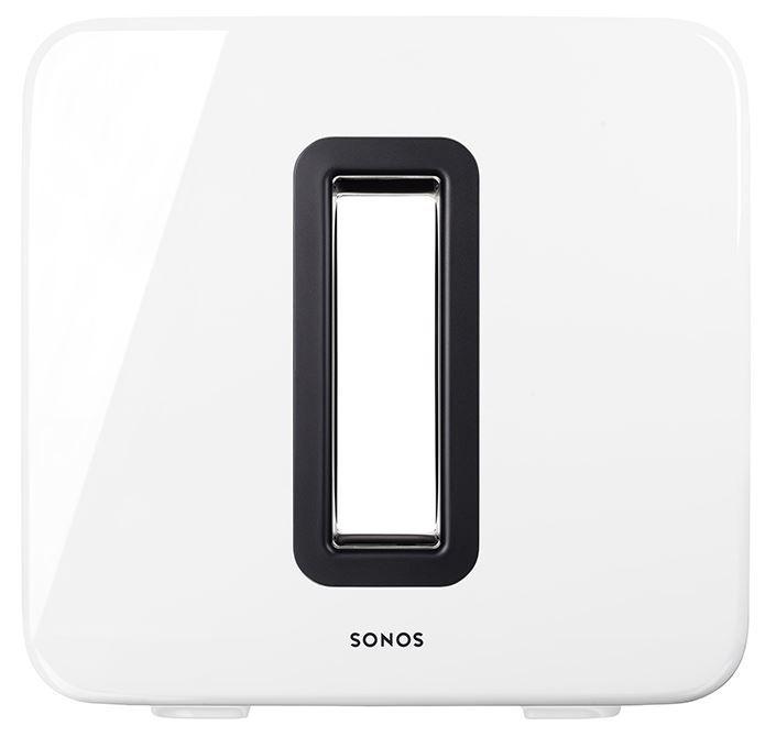 Sonos SUB Wit  Description: Sonos SUB Wit Alles klinkt beter met een Sonos SUB. Koppel je Sonos-speaker(s) aan een SUB en je hoort details in muziek die je anders niet zou horen. Je Sonos-systeem komt tot leven met diep en intens geluid. Het verschil met een Sonos SUB hoor je niet alleen dat voel je. De Sonos SUB Wit past de audio-instellingen automatisch aan voor een perfecte balans tussen SUB en de gekoppelde Sonos-componenten waarbij de SUB de lage frequenties beheerst en je overige…