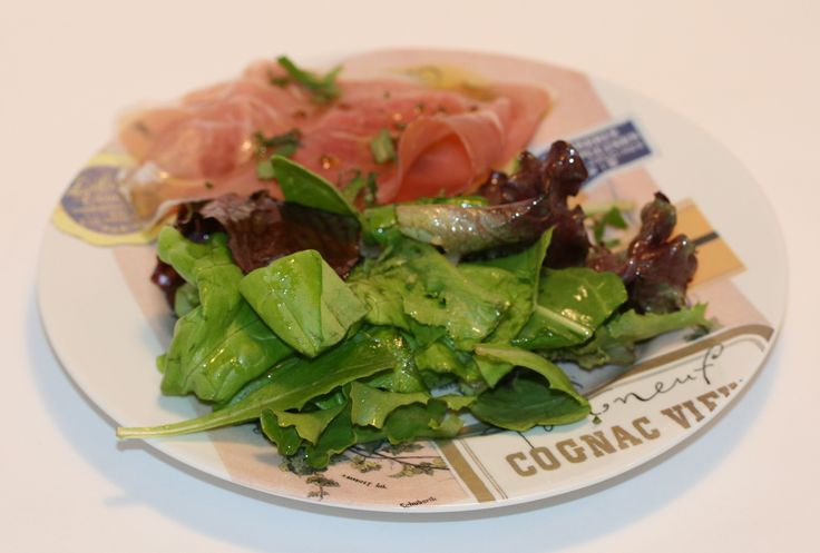 Fearless Foodie Prosciutto Melon