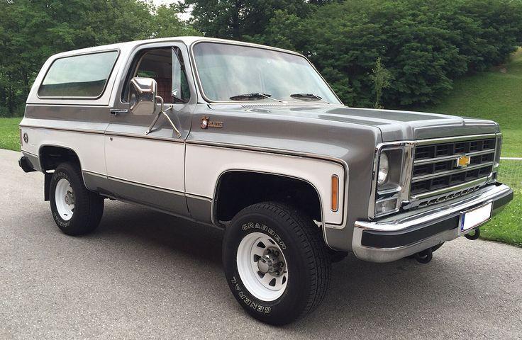 K5 Blazer 4x4 Vehicles In 2020 Chevrolet Blazer K5 Blazer Gmc Trucks