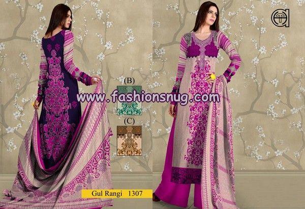 Al-Hamra Textiles Latest Pakistani Fashion For Women 2013