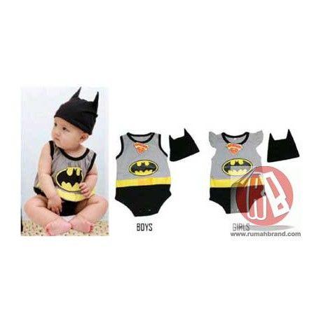 Baby Batman (KC-9) @Rp. 120.000,-   http://rumahbrand.com/kostum-anak/1420-baby-batman.html