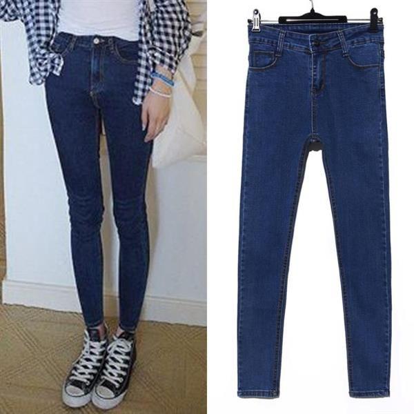 Узкие джинсы больших размеров