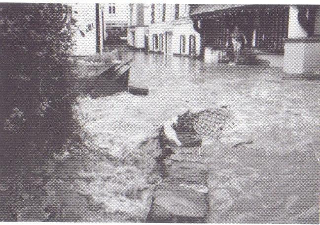 POLPERRO  HISTORY-FLOOD,Cornwall