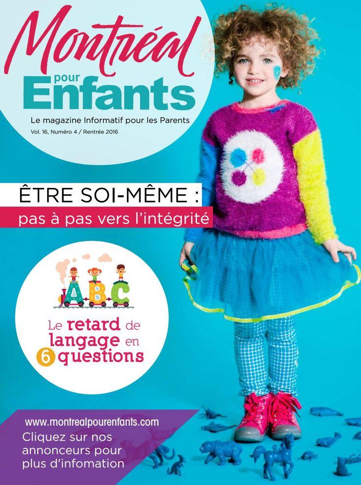 Montréal pour Enfants vol.16 n°4