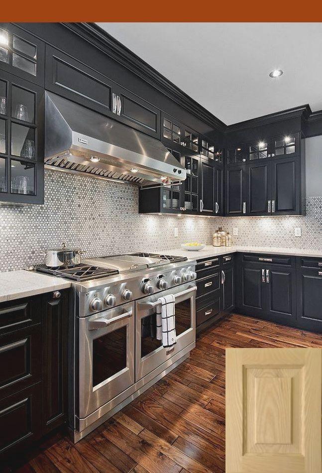 kitchen decorating ideas maple cabinets | kitchen decorating ideas
