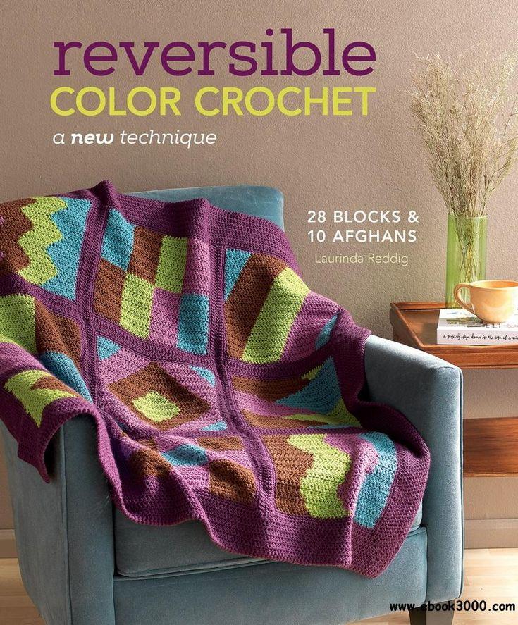 17 best crochet books images on pinterest crochet books crochet reversible color crochet a new technique free ebooks download fandeluxe Images