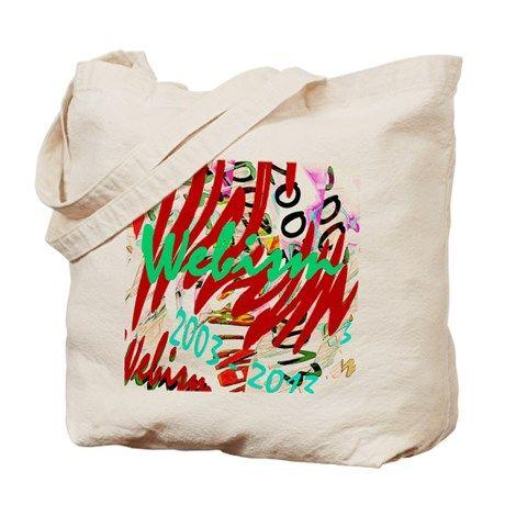 Webism Joy Tote Bag on CafePress.com