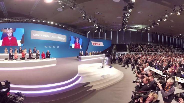 Applaus  Applaus!   #CDU   #Nehmen #Sie #dieses #Video #bitte #nicht #ganz #ernst. #Heute #haben #wir #uns #mal #von #Journalisten inspirieren #lassen. #Die schauen schliesslich #bei #jedem #Parteitag #ganz genau #auf #die #Uhr, #auf #die Stoppuhr. #Nicht #waehrend #der #Rede #unserer #Parteivorsitzenden #Angela #Merkel - sondern danach! #Wie #lange klatschen #die Delegierten? 11 #Minuten http://saar.city/?p=35505