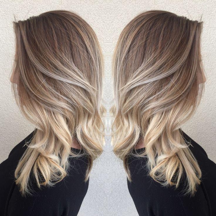 25 Beste Idee 235 N Over Beige Blonde Haren Op Pinterest