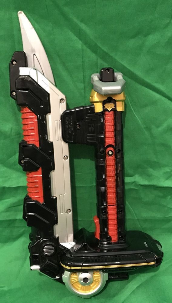 Power Rangers Folding Samurai Sword Electronic Sounds Bandai | Toys & Hobbies, Action Figures, TV, Movie & Video Games | eBay!