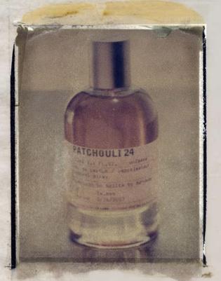 Patchouli 24 by Le Labo. Oriental influencies.