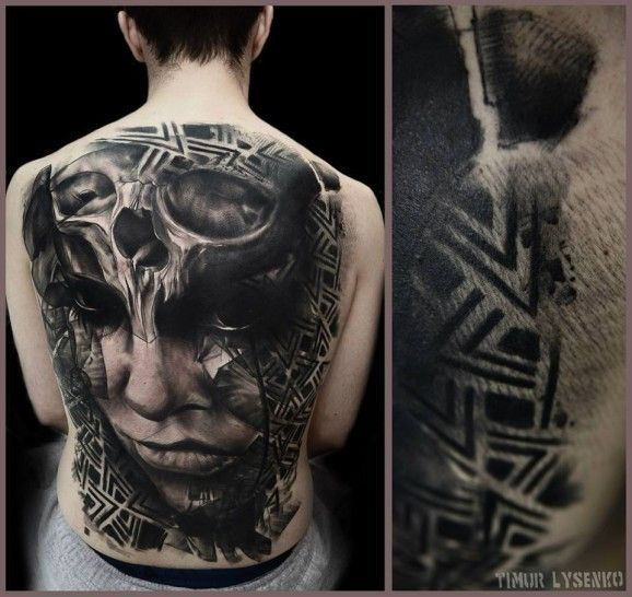 Jaw Drop Ink Tattoos: 41 Best Skull Jaw Tattoo Designs Images On Pinterest