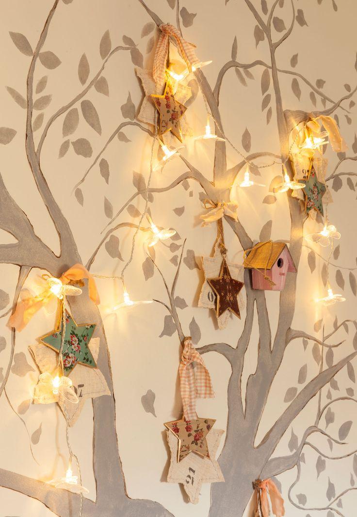 78 ideas sobre luces de dormitorio navide as en pinterest for Decoracion luminosa navidena