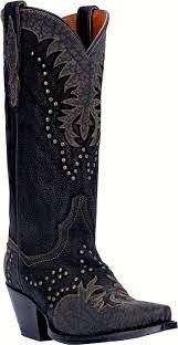 "Dan Post Women's 13"" Invy Western Boots DP3582 