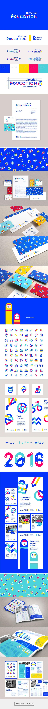 Education - Brand Design by Graphéine