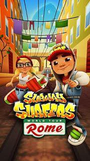 Subway surfers World tour Rome v7.1 Mod Apk Game Free Download