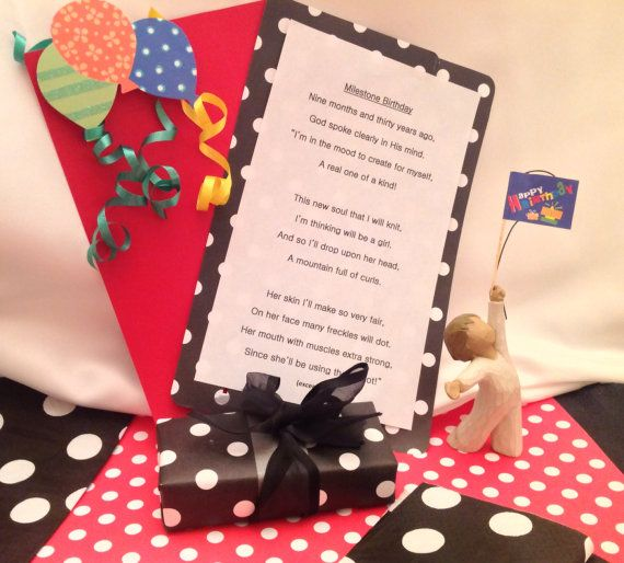 25+ Best Ideas About 50th Birthday Poems On Pinterest