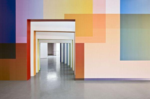 Triennale Design Museum, Milan by Studio Fabio Novembre.