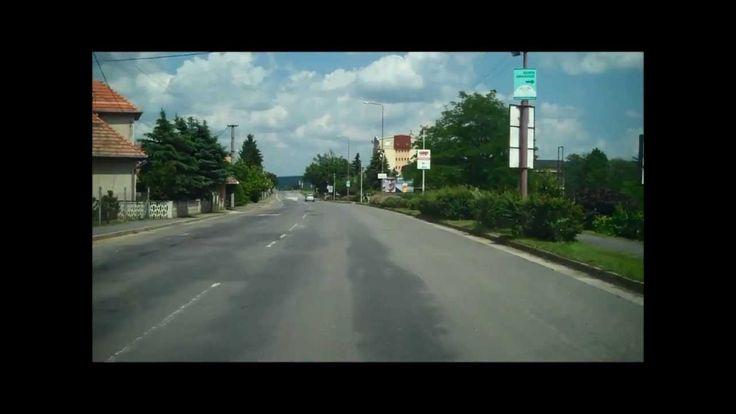 Demandice to Dudince, Slovakia : Sicily to Ukraine by camper van part 74