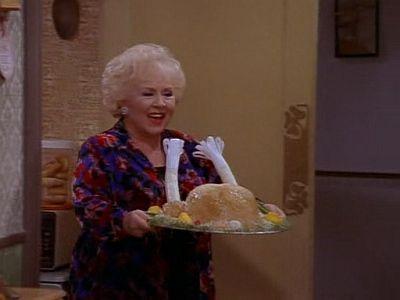 Everybody Loves Raymond - tofu Turkey  season3-episode10