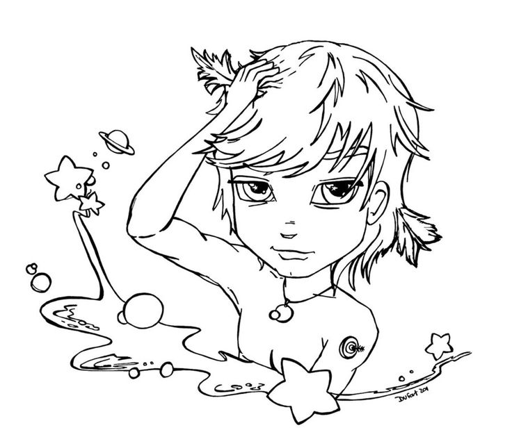 sagittarius coloring pages - photo #5