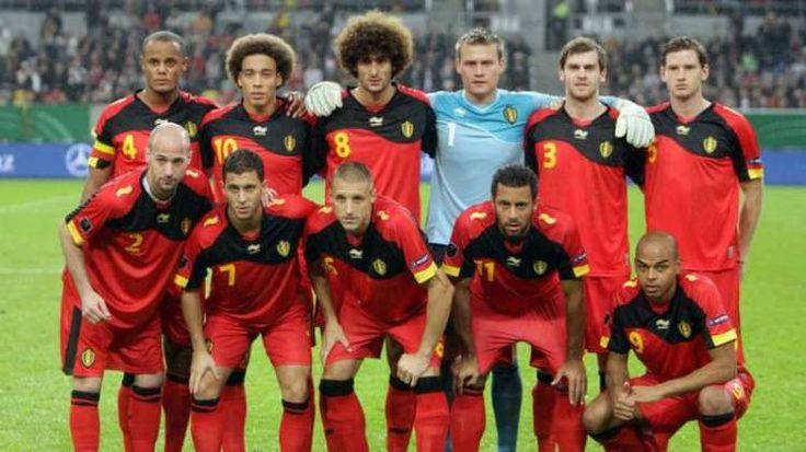 seleccion de Belgica