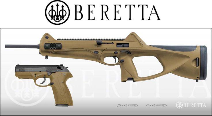 Beretta CX4 Storm 9mm ...really liking this gun lately.