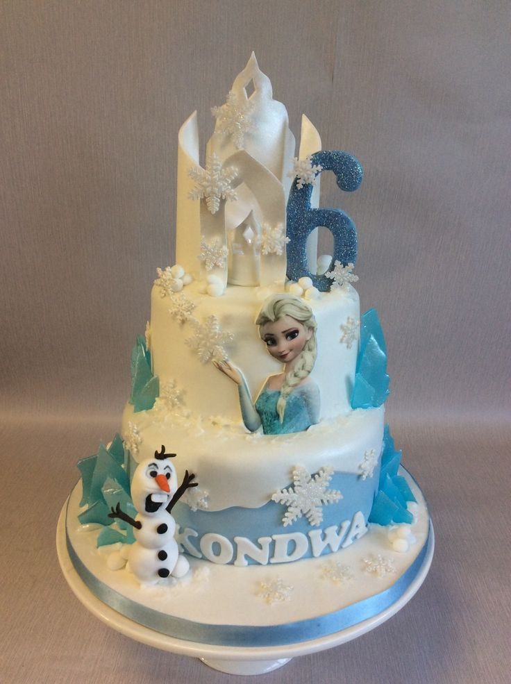 17 Best Images About Frozen On Pinterest Frozen Cake