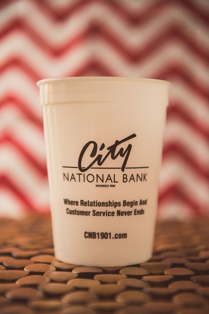 """When CNB sponsored """"Frozen"""" in the park, they went all out with snow cones in glow-in-the-dark cups!"""