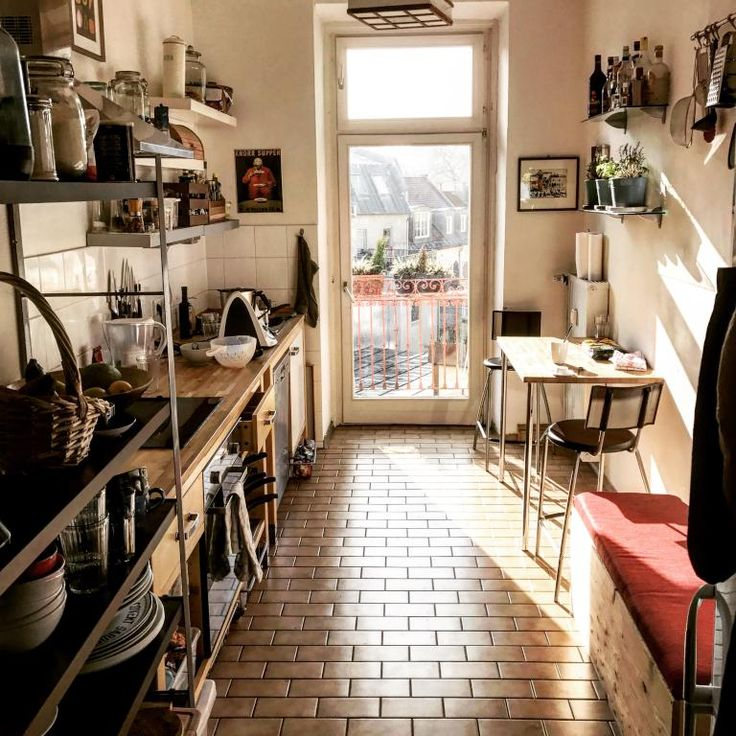 568 besten Küchen-Inspiration Bilder auf Pinterest Küchen - kche mit kochinsel landhaus