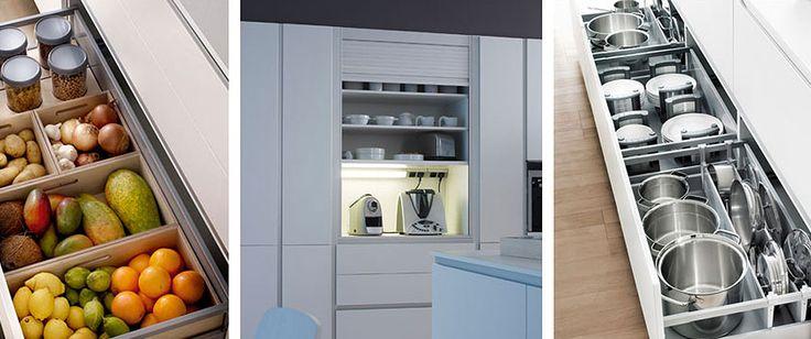 #capacidad #kitchen #cocinas #cuisines #diseño #design