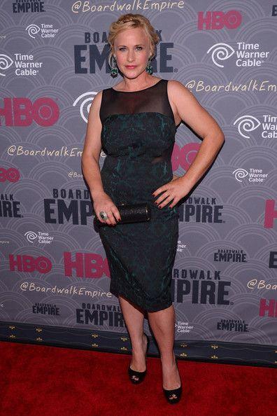 Patricia Arquette attends the 'Boardwalk Empire' season four New York premiere at Ziegfeld Theater on September 3, 2013 in New York City.