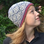 Ravelry: Let the Snow Begin-Hat/ La det snø-lue pattern by Tone Takle