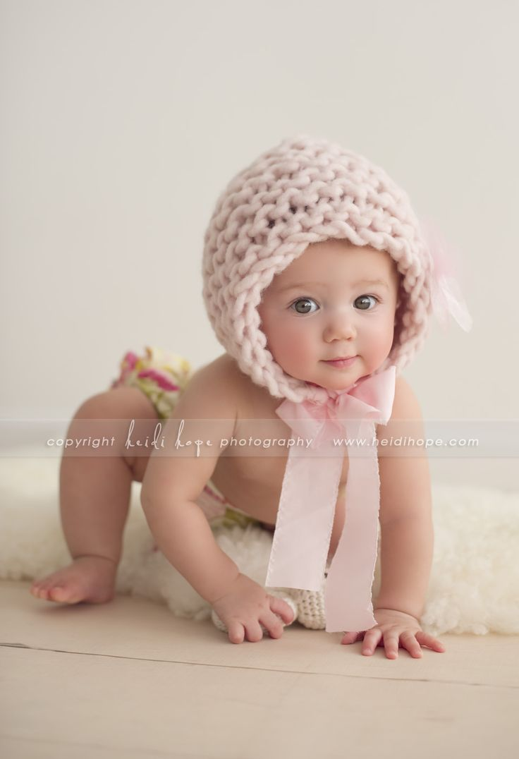 heidi hope - photographer: 9 Months Photography, 9 Months Old Baby Girls Photo, Little Girls, Photo Ideas, Baby Portraits, Photography Portraits, Heidi Hope, 9 Months Old Photography, Baby Photography