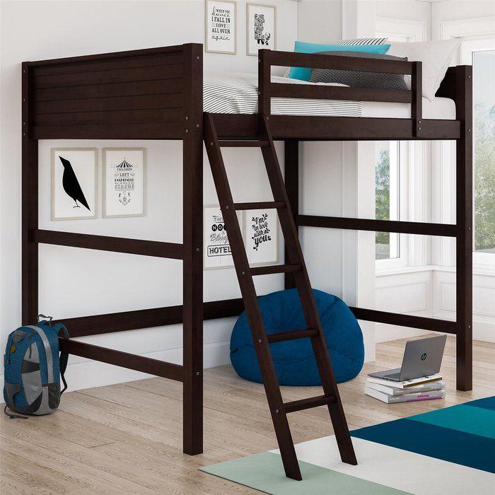 Edinburgh Full Loft Bed Loft Beds For Teens Kids Loft Beds