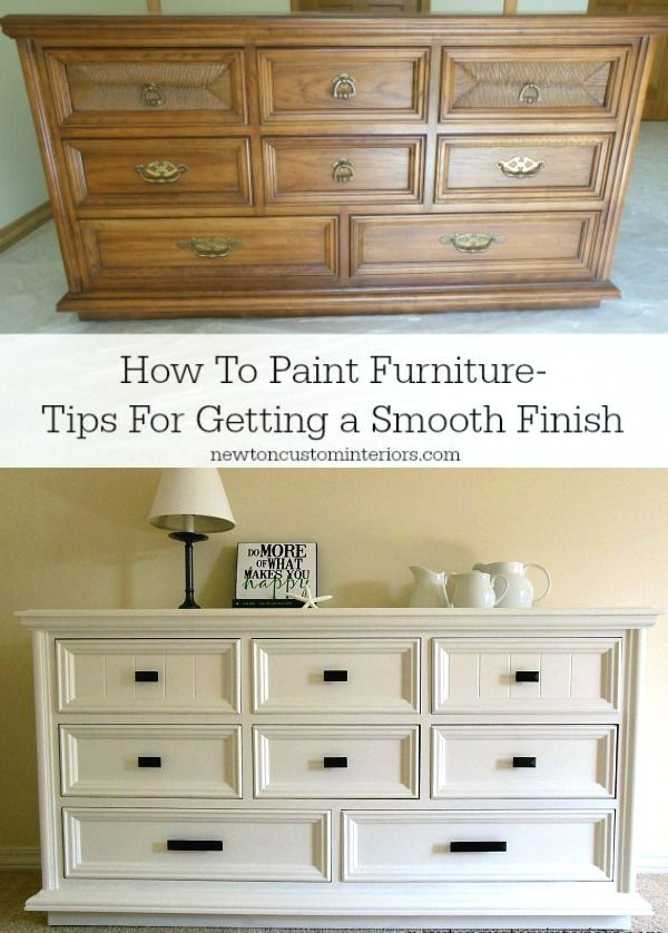 How To Paint Furniture Diy Furniture Renovation Refurbished Furniture Diy Furniture Diy