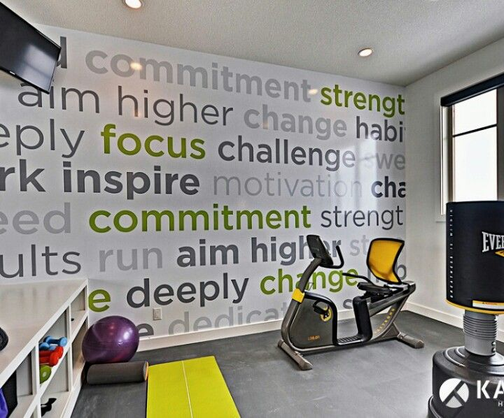 Best Of Home Gym Wall Decor