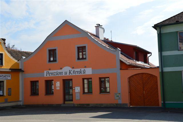 Penzion U Křenků - Kardašova Řečice http://www.penzionukrenku.cz/ Penzion 2* Superior