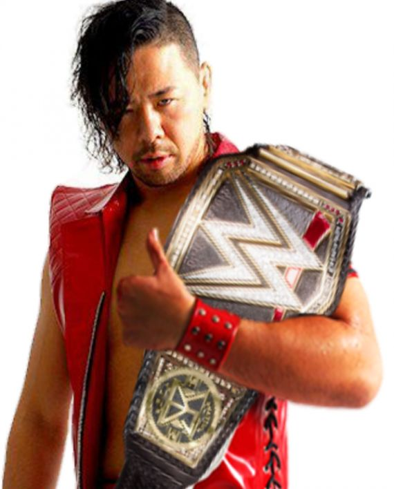 WWE Shinsuke Nakamura Vest (3)