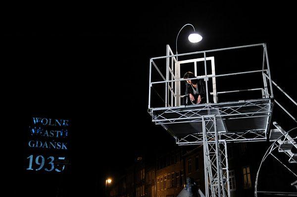 Thermidor of the year 143. Miniatura City Theatre in Gdansk. Photo by Piotr Pędziszewski
