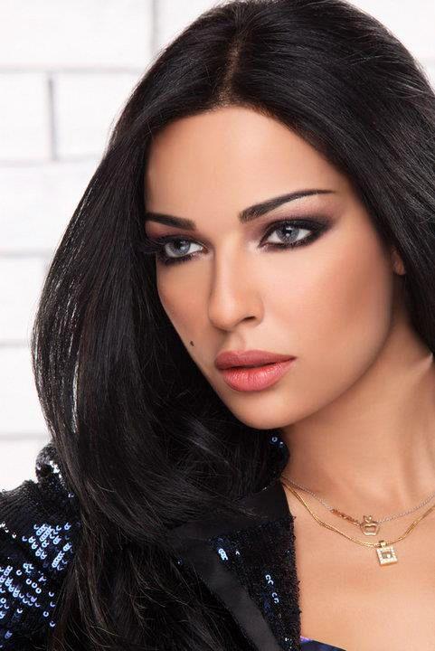 Nadine Nassib Njeim Miss Lebanon 2004 Elegance Amp Beauty