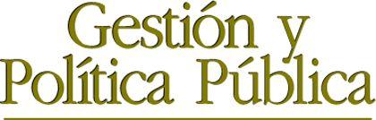 Gestión y política pública (CIDE - Centro de Investigación y Docencia Económicas, A.C.)