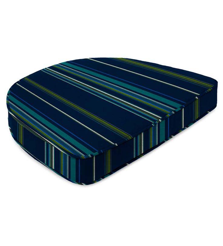 Sunbrella Taper Round Chair Cushion | Patio | Plow