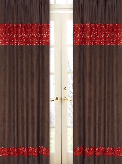 Curtain Rods cowboy curtain rods : 17 best ideas about Western Curtains on Pinterest | Western homes ...